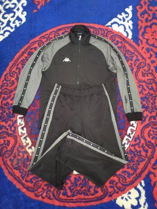 One set Kappa track-top for sale..