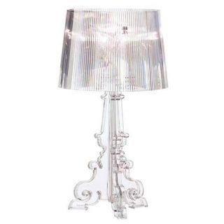 Kartell Bourgie Table Lamp Clear