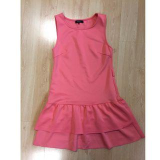 Nichii Pink Dress