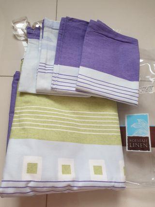 Seprei /bed sheet 160 x 200 x 30cm