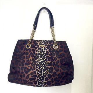 🚚 Kate Spade Leopard Print Shoulder Bag