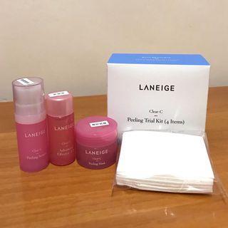 Laneige Clear-C 旅行套裝