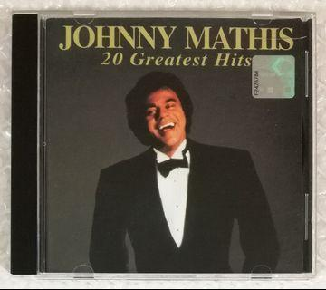 Johnny Mathis - 20 Greatest Hits