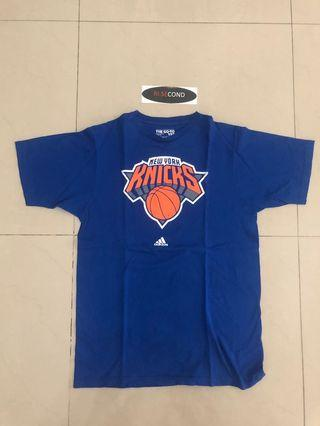 Kaos Adidas NBA New York Knicks (built up)