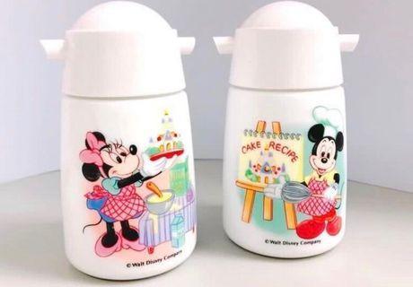 Tokyo Disneyland seasoning containers