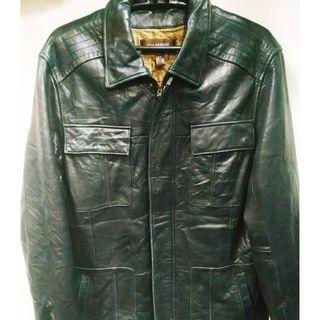 Danier Genuine Leather Trench coat
