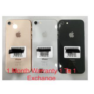 iPhone 8 256GB Original Apple FullSet 2ndHand
