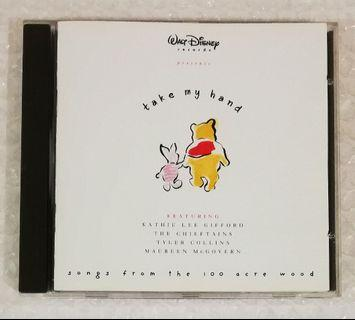 Winnie The Pooh : Songs from the 100 Acre Wood