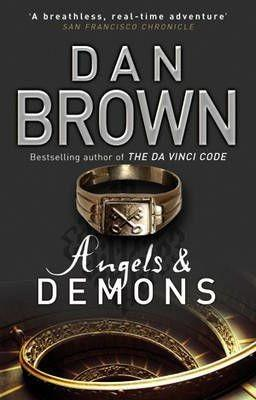 🚚 Angels and Demons by Dan Brown