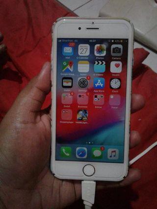 [Semarang] iPhone 6 16gb Gold Mulus Ex-Cewe