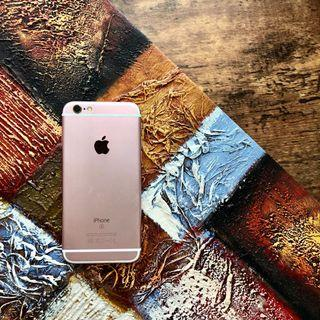 IPHONE 6S 128GB ROSE GOLD *MYSET