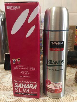 tiger stainless steel vacuum bottle