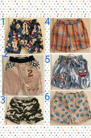 🚚 男童短褲