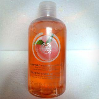 VINEYARD PEACH SHOWER GEL 250 ml