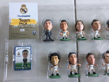 Real Madrid La Decima Squad Action Figures