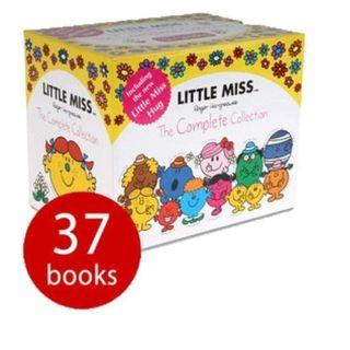 Little Miss - The Complete Collection ( Box set 37 books, with 1 CD) Promotion Price