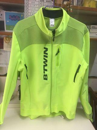 單車衫(外套)冬天防水保暖