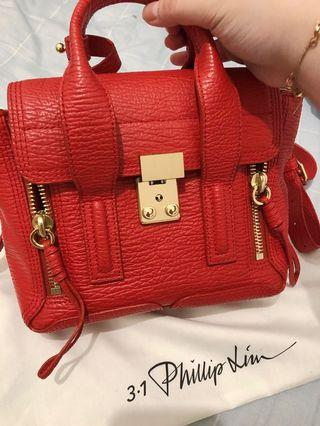 Phillip lim red bag