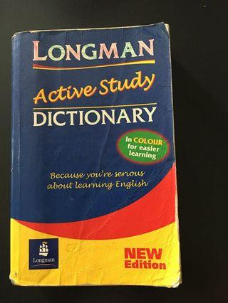 Longman Dictionary active study