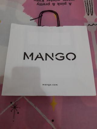 Paperbag Mango