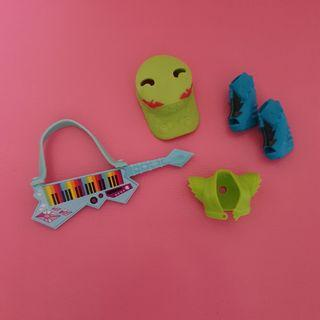 Vgc Spare Replacement accessories My Little Pony Equestria Girl Dolls