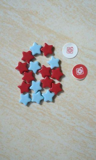 Mote / beads