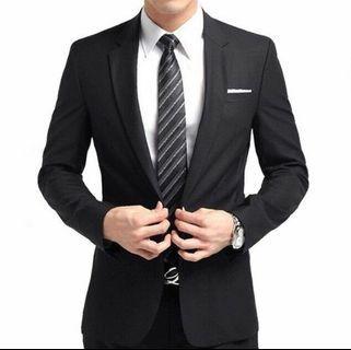 Men's formal attire (Jacket + Pants)
