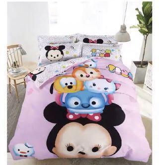 Tsum Tsum Bedsheet