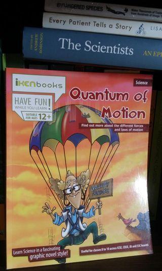 Quantum of Motion