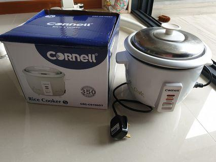 Cornell R/Cooker 0.6L/Song Fish C/bag