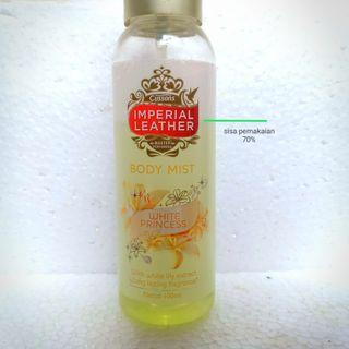 FREE - Cussons Imperial Leather Body Mist white Princess 100ml