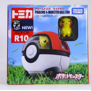 Takara Tomy Tomica Pokemon Car 比卡超車仔 R10