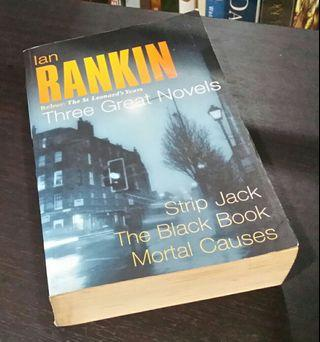 Ian Rankin: 3 Complete Novels