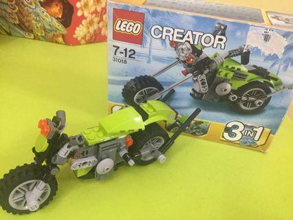Lego Creator 31018