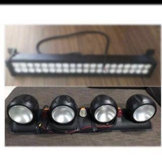 1set of 4pcs 6inch offroad light (bottom pic)