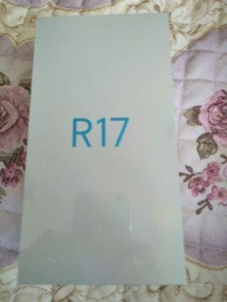 OPPO R17 (ambient blue)