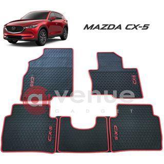 Tailor Made custom-made rubber car floor mat FOR MAZDA CX-5 2012-2018