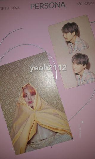 BTS Map Of Soul : Persona unsealed album