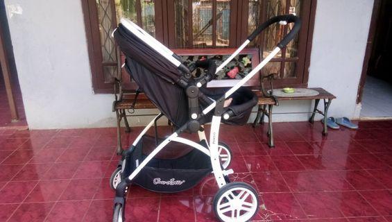 Stroller Pendio Cocolatte