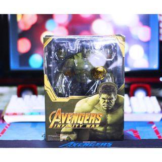 SHF Hulk Infinity War