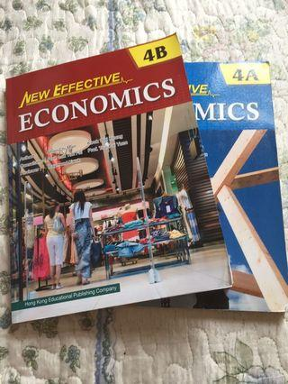 New Effective Economics