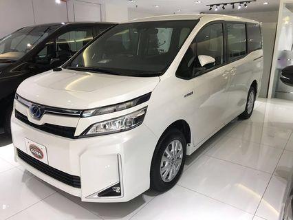 Toyota Voxy(New) For Rental !