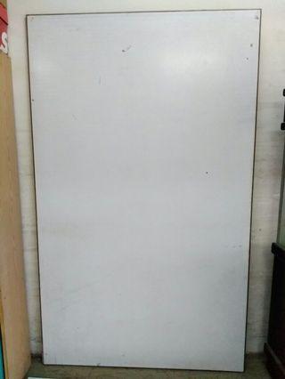 木制白色大枱面淨面板 #newbieMay19 #MTRtw