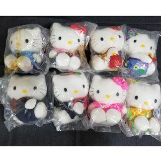 Hello Kitty dolls 公仔 (不散賣)
