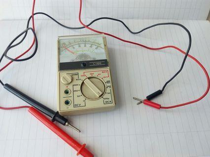 Ohm meter L-100..  Does not work