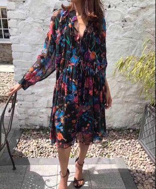 Iro floral dresses