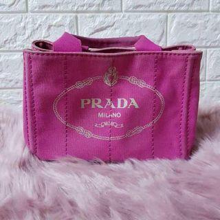 Preloved Prada tote bag (small size)