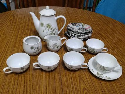 15 pcs Tea Set