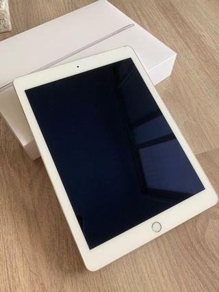 (保留中)iPad Air 2 64g金色 apple 原廠