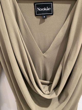Nooki long sleeve dress